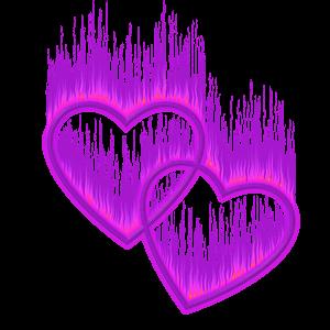 Artful Hearts: Artsy Heart Stickers messages sticker-2