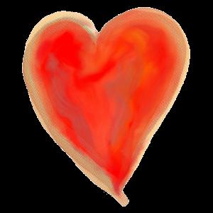 Artful Hearts: Artsy Heart Stickers messages sticker-7