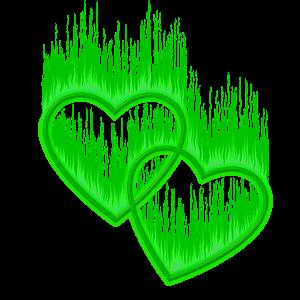 Artful Hearts: Artsy Heart Stickers messages sticker-0
