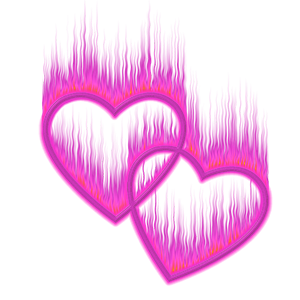 Artful Hearts: Artsy Heart Stickers messages sticker-1