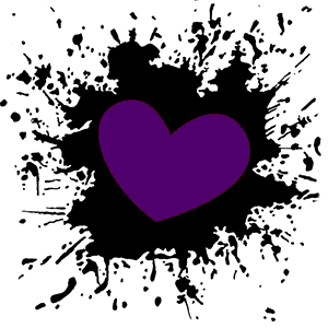 Artful Hearts: Artsy Heart Stickers messages sticker-8