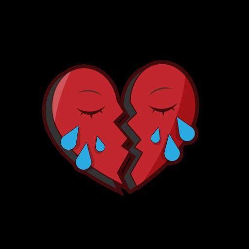 Valentine's Day - Love Stickers messages sticker-1