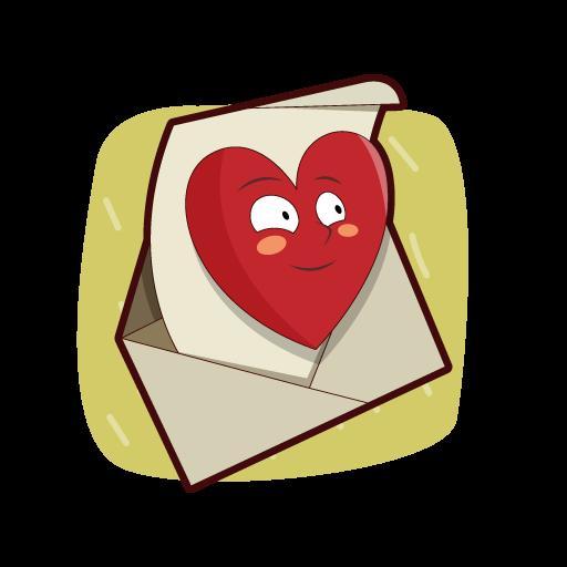 Valentine's Day - Love Stickers messages sticker-3