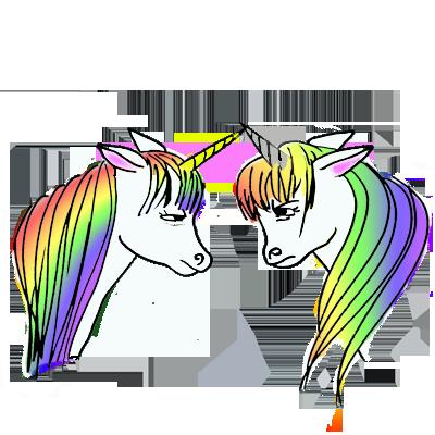 Mad Unicornz messages sticker-2