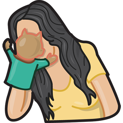 Facepalm stickers for iMessage by gudim messages sticker-5