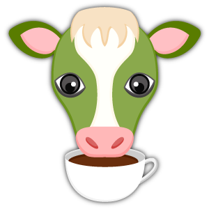 Saint Patrick's Day Cow Emoji Stickers messages sticker-4