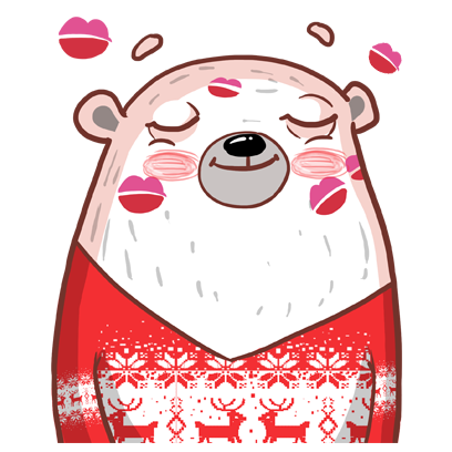 Pampu Love stickers messages sticker-8