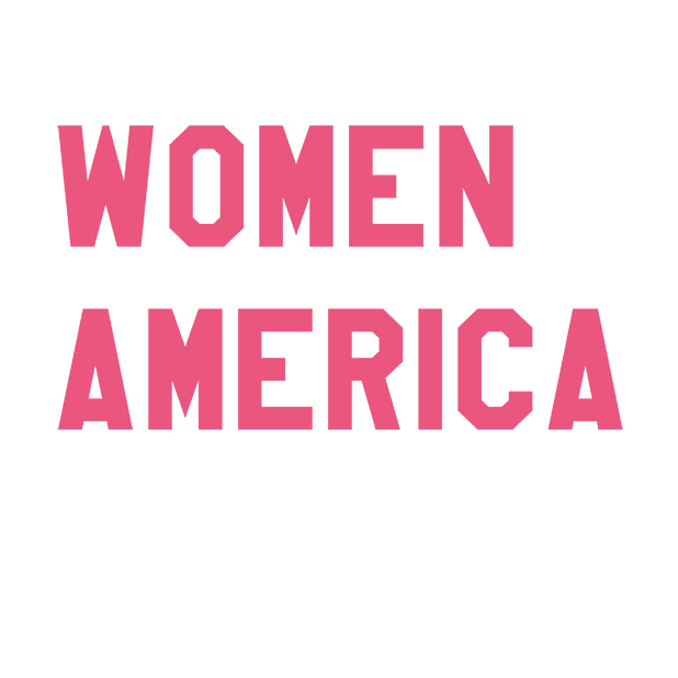 Women America messages sticker-10