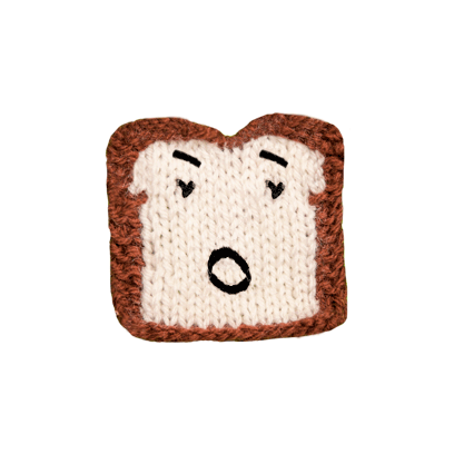 Toasty – Say it with bread messages sticker-8