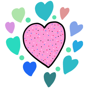 Love - Lovely Doodle Stickers by StiPia messages sticker-8