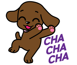 Miss Muddy Puppy Animated Stickers messages sticker-8