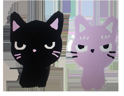 Hello Cat messages sticker-4