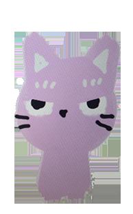 Hello Cat messages sticker-6