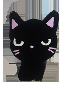 Hello Cat messages sticker-5