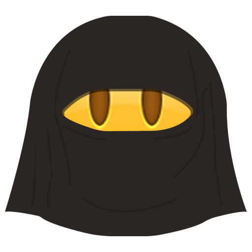 Burka Emoji messages sticker-1