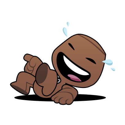 LittleBigPlanet™ Stickers messages sticker-4