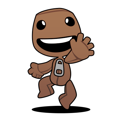LittleBigPlanet™ Stickers messages sticker-3