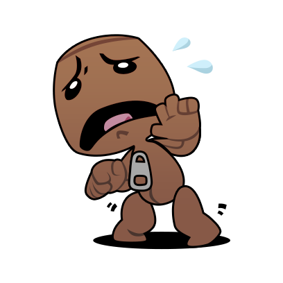 LittleBigPlanet™ Stickers messages sticker-9