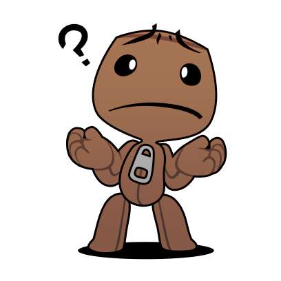 LittleBigPlanet™ Stickers messages sticker-7
