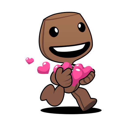 LittleBigPlanet™ Stickers messages sticker-11