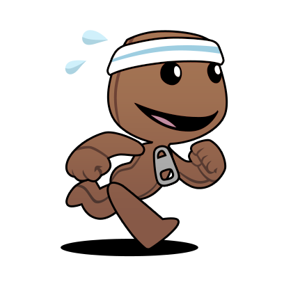 LittleBigPlanet™ Stickers messages sticker-8