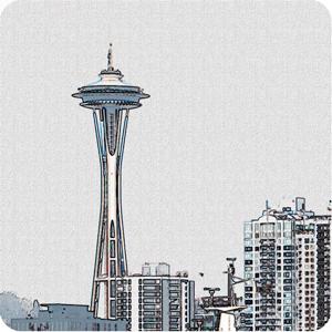 Seattle Stickies messages sticker-0
