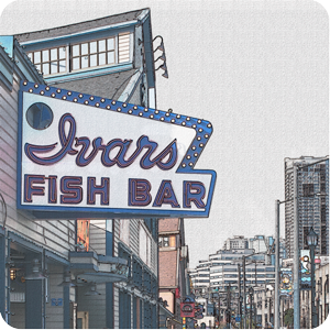 Seattle Stickies for iMessage messages sticker-3