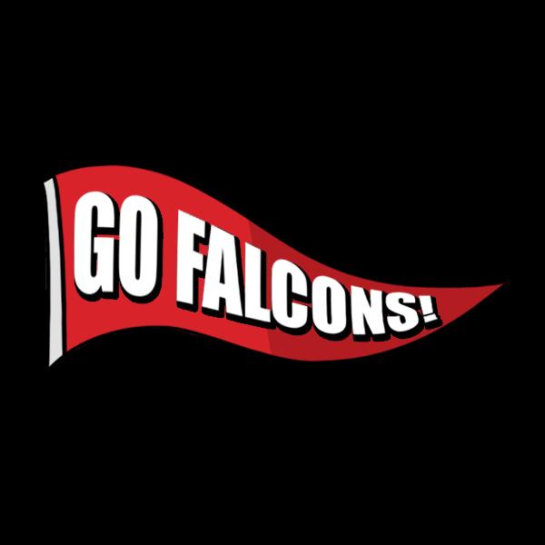 Go Patriots Go Falcons Stickers messages sticker-5