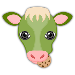 Saint Patrick Cow Lover Stickers messages sticker-4