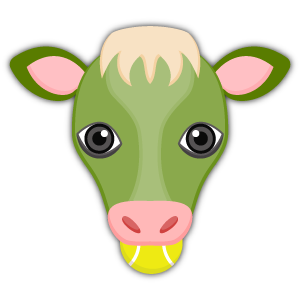 Saint Patrick Cow Lover Stickers messages sticker-9