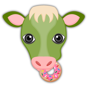 Saint Patrick Cow Lover Stickers messages sticker-8