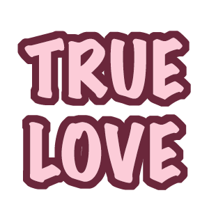 Love and Hearts Stickers messages sticker-8