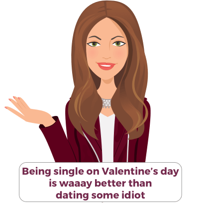 Galentine's Day stickers (K) messages sticker-7