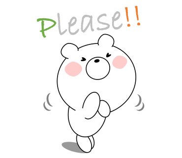 Bear message messages sticker-9