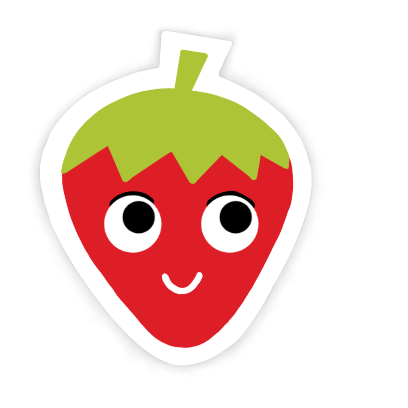 Animated Fruit Combo Stickers messages sticker-11