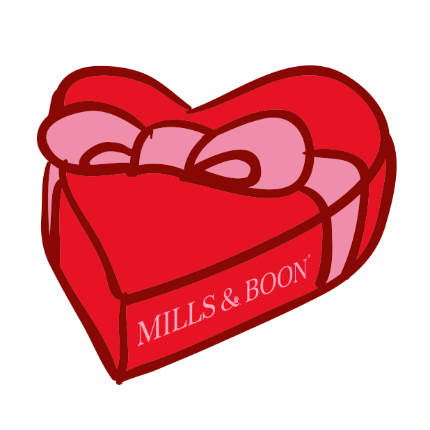 Mills & Boon Happy Ever After iMessage Stickers messages sticker-8
