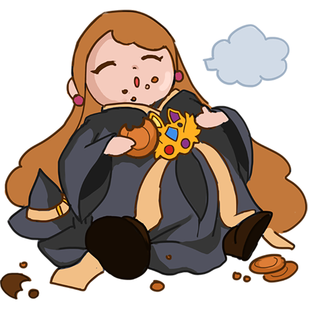 Queen's Quest 3 messages sticker-2