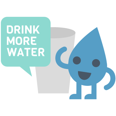 Water Reminder - Water Tracker messages sticker-2