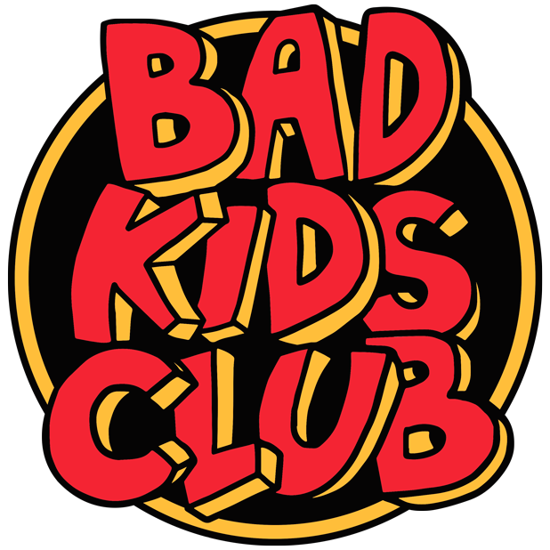Bad Kids Club Stickers messages sticker-0