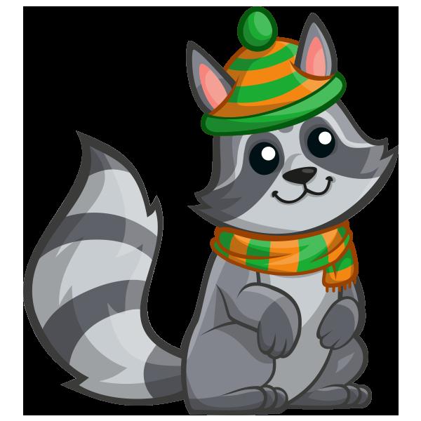 CUTEJI - Baby Animals Emoji - Cute Stickers HD messages sticker-9