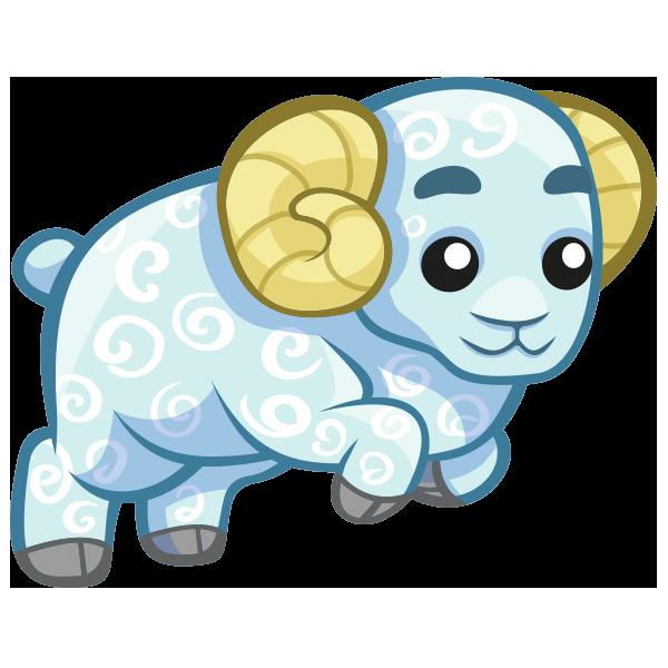 CUTEJI - Baby Animals Emoji - Cute Stickers HD messages sticker-3