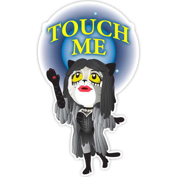 Andrew Lloyd Webber Musicals Keyboard messages sticker-2