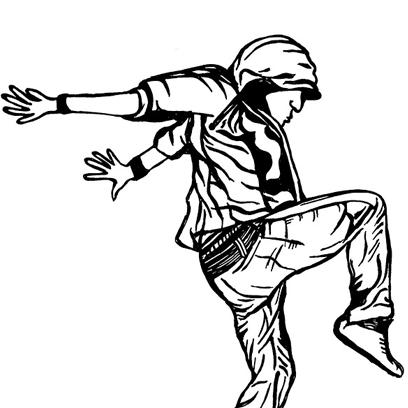 Disco Dancers - Dance Stickers messages sticker-10