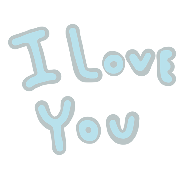 Pastel Love Stickers for Valentin's Day messages sticker-7