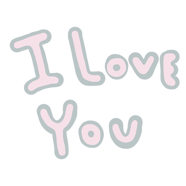 Pastel Love Stickers for Valentin's Day messages sticker-8