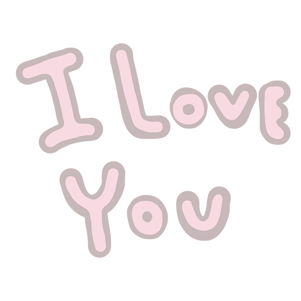 Pastel Love Stickers for Valentin's Day messages sticker-5