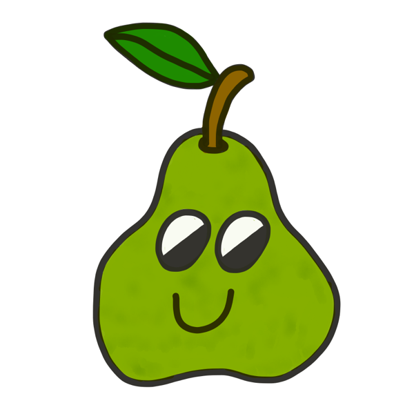 Fruit and Veglings messages sticker-2