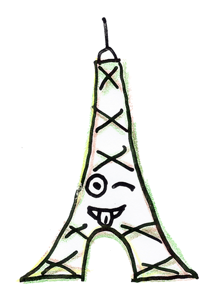 Eiffel-Sticker messages sticker-9