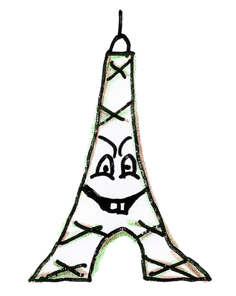 Eiffel-Sticker messages sticker-7