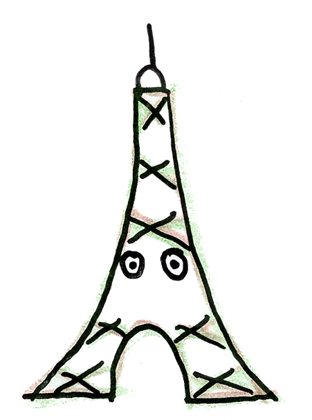 Eiffel-Sticker messages sticker-11